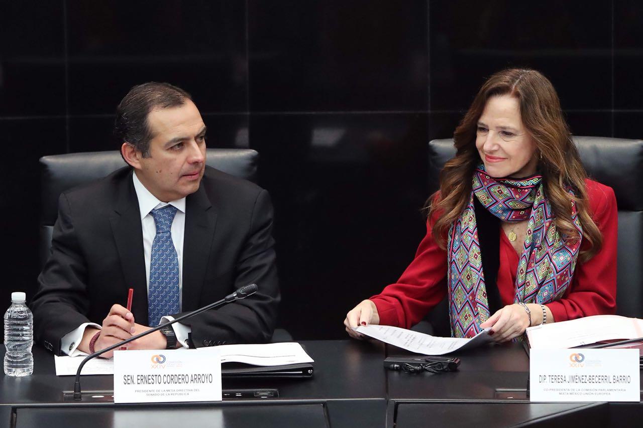 Advierte Ernesto Cordero Arroyo que las libertades políticas y económicas pueden desaparecer en México