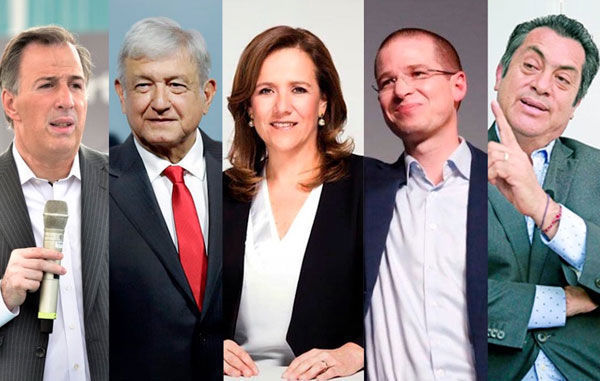 Vieron Primer Debate 11.4 millones de personas en televisión: INE
