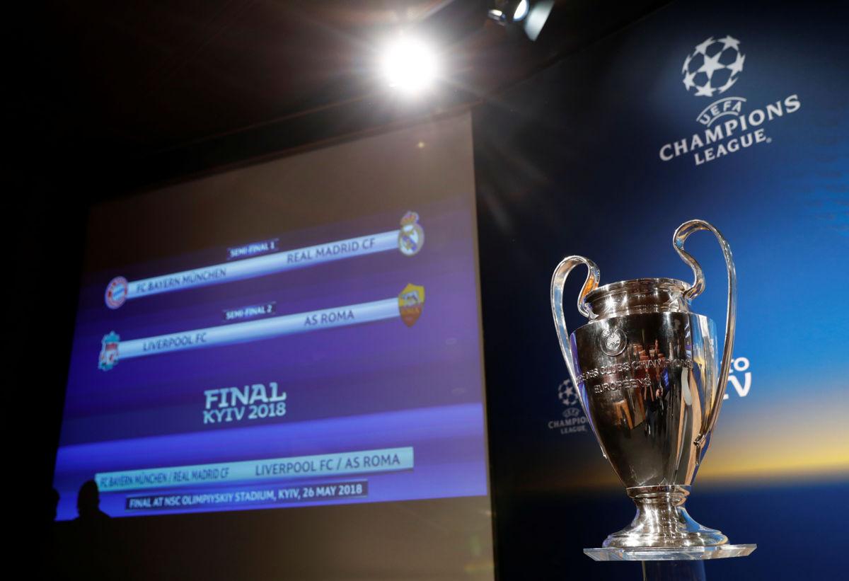 Champions League vivirá emocionantes encuentros