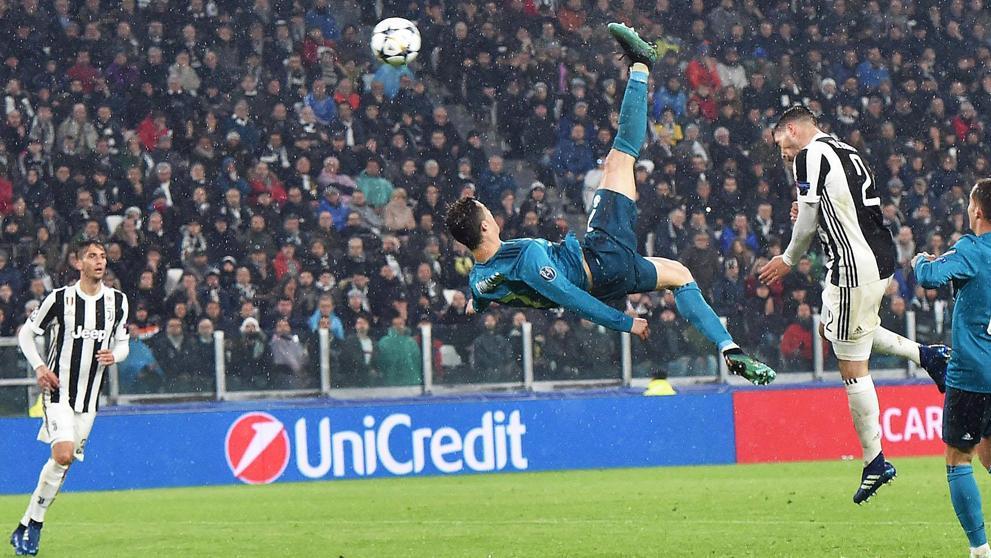 La Juve se inclina ante Cristiano