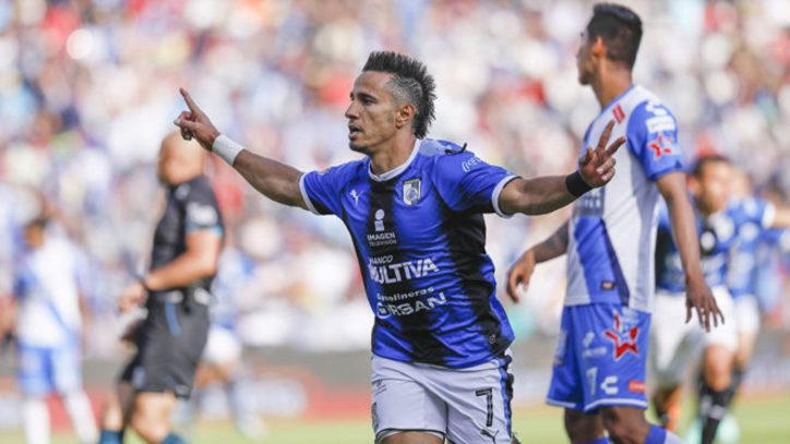 Gallos Blancos consigue su primera victoria en casa en el Clausura 2018