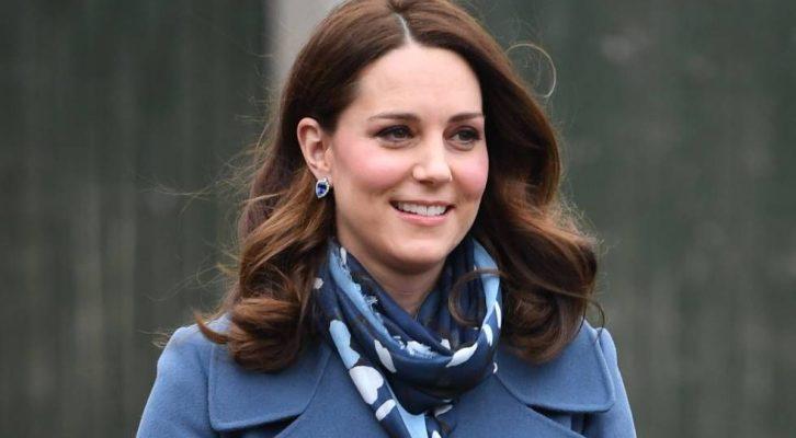 Kate Middleton duquesa de Cambridge, da a luz a su tercer hijo