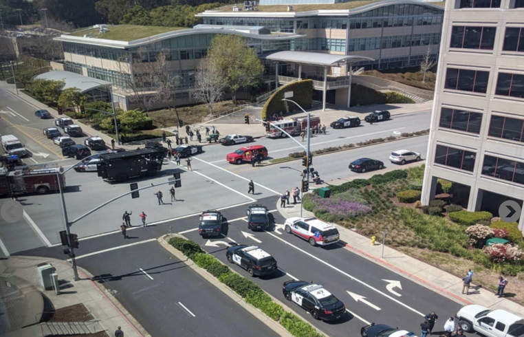 Muere sospechosa del tiroteo en oficinas de Youtube