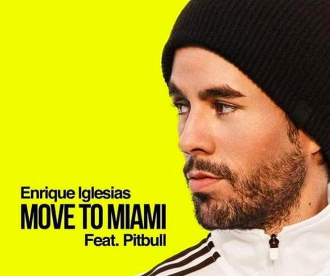 Enrique Iglesias y Pitbull lanzan nueva canción en inglés