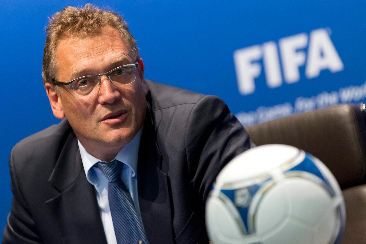 TAS confirma inhabilitación del es secretario general de la FIFA Jérome Valcke