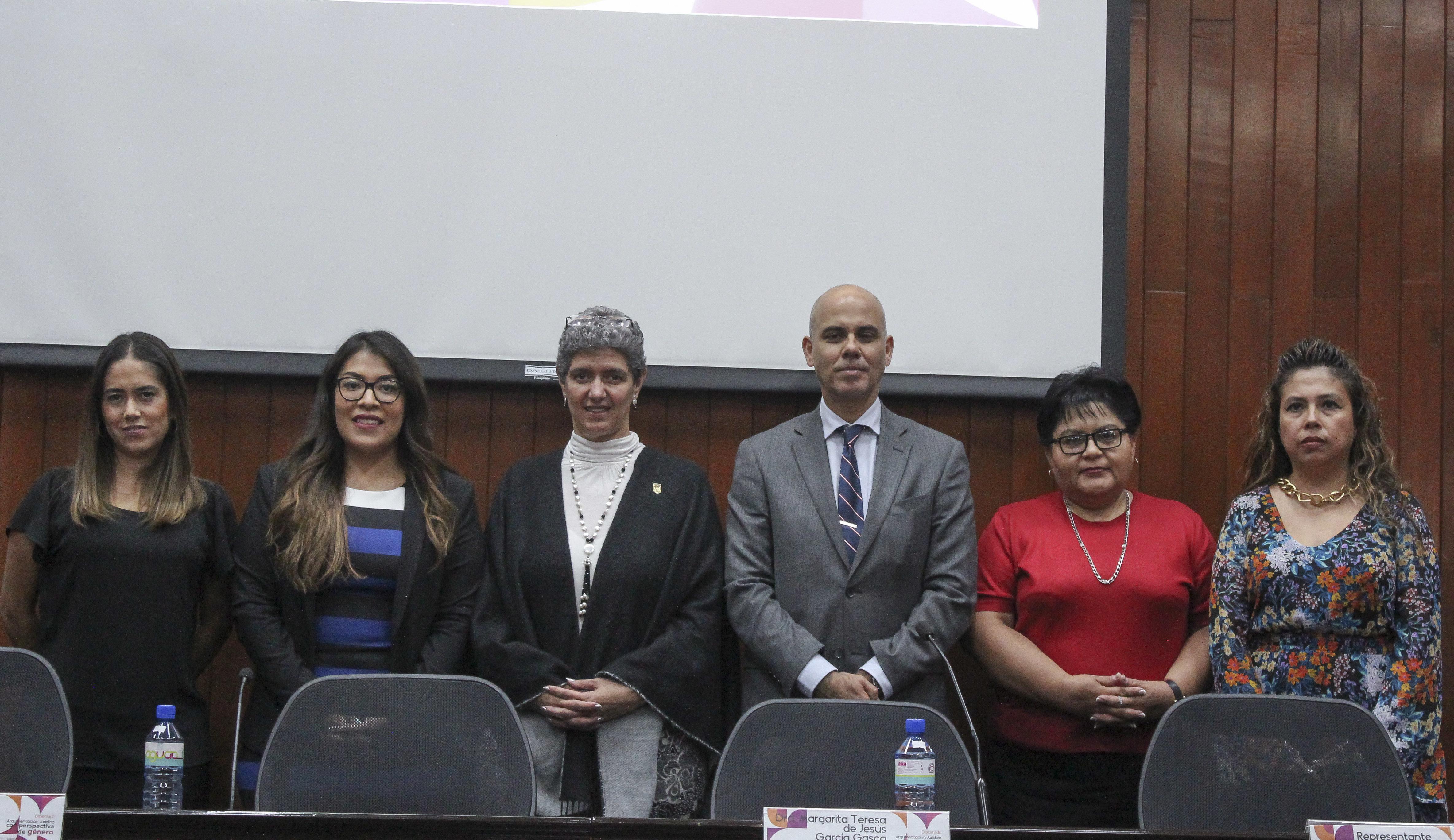 Se inaugura el Diplomado en Argumentación Jurídica con Perspectiva de Género