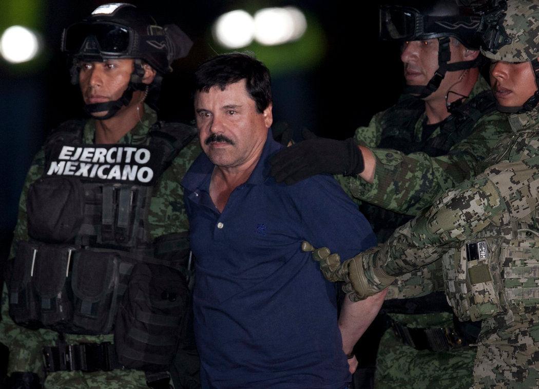 Fiscalía de NY pide a juez aceptar lista de evidencia en juicio de 'El Chapo'