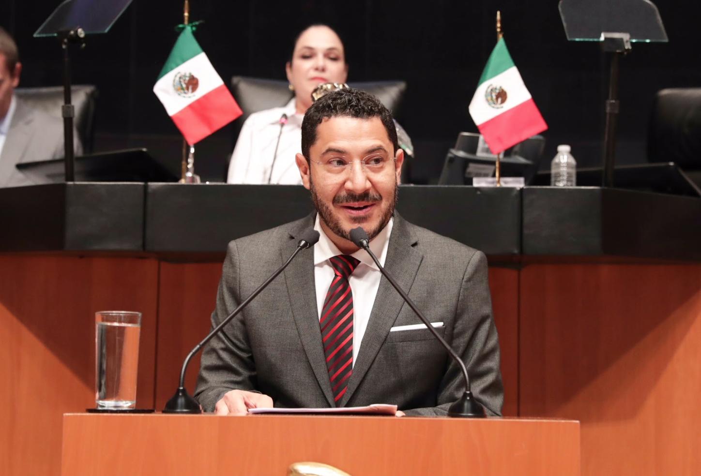 Que el Estado proporcione educación superior para disminuir desigualdad y violencia: Martí Batres