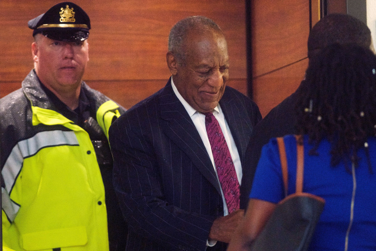 Condenan a Bill Cosby a un máximo de 10 años de prisión por abusos sexuales