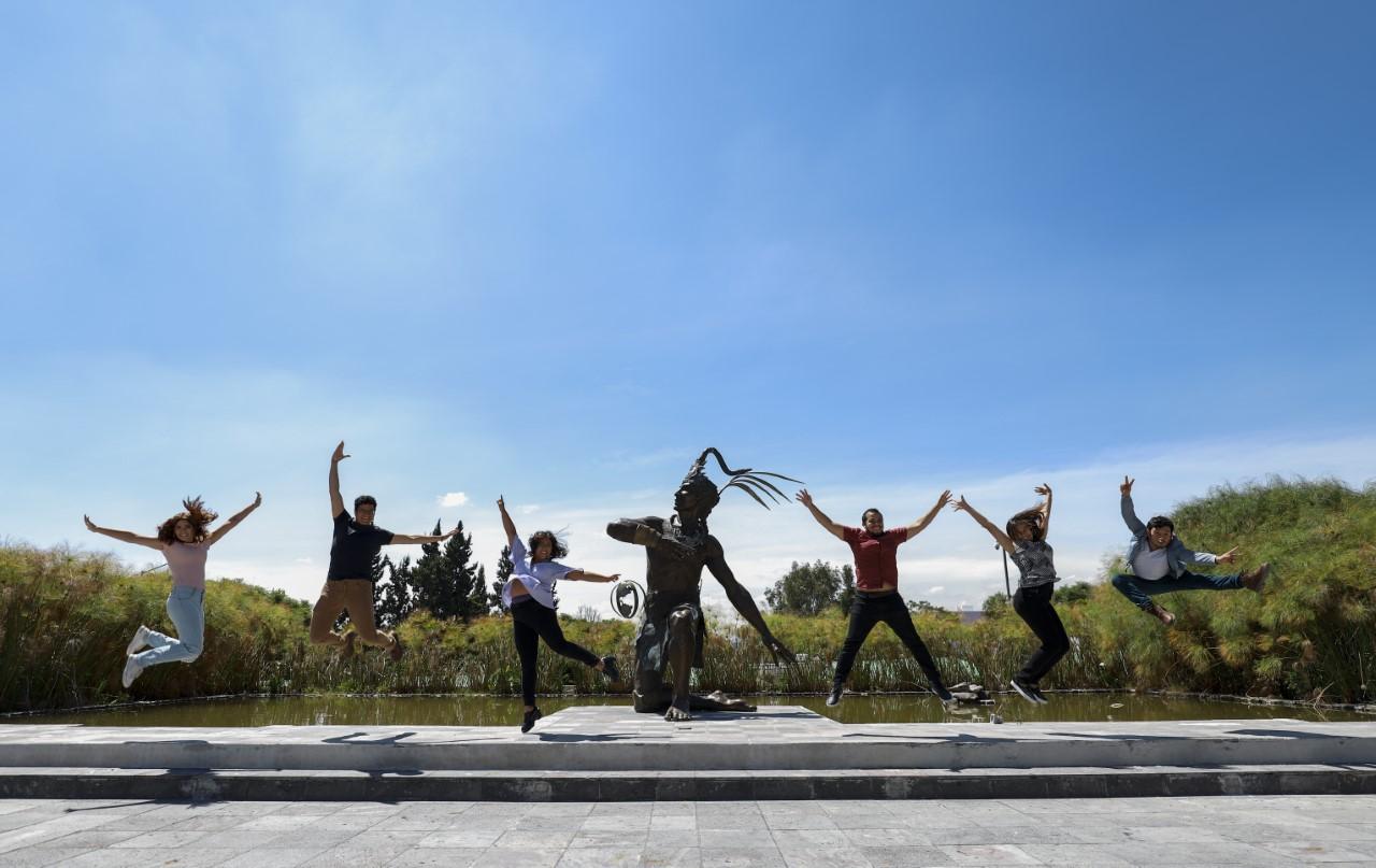 Universitarios de Bellas Artes crean compañía teatral, a través de Foper