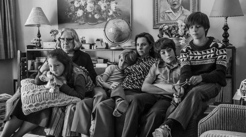 """La película """"Roma"""" es candidata a los premios BAFTA"""
