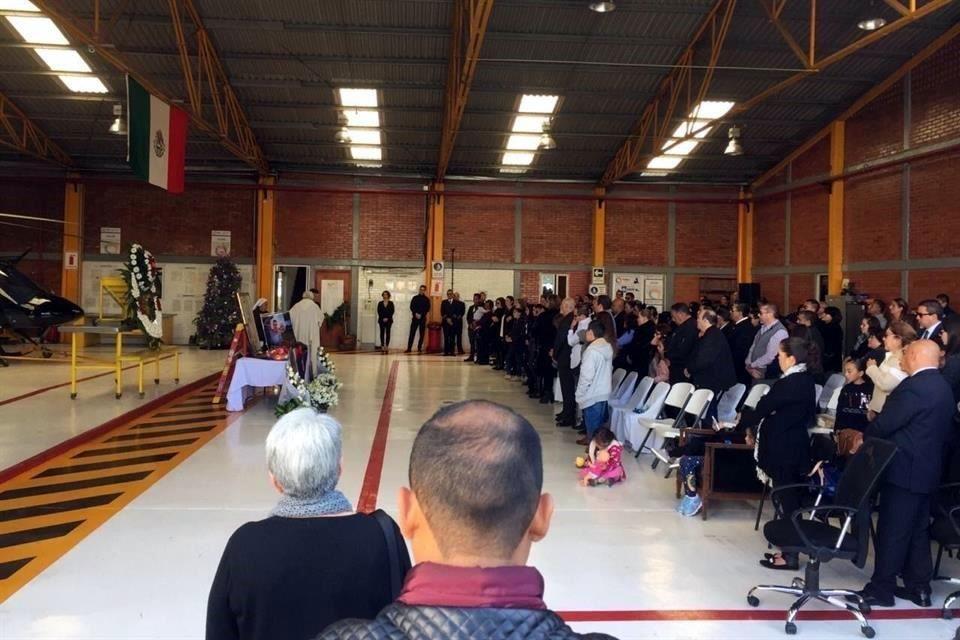 Los otros tripulantes que murieron en el accidente aéreo de Puebla