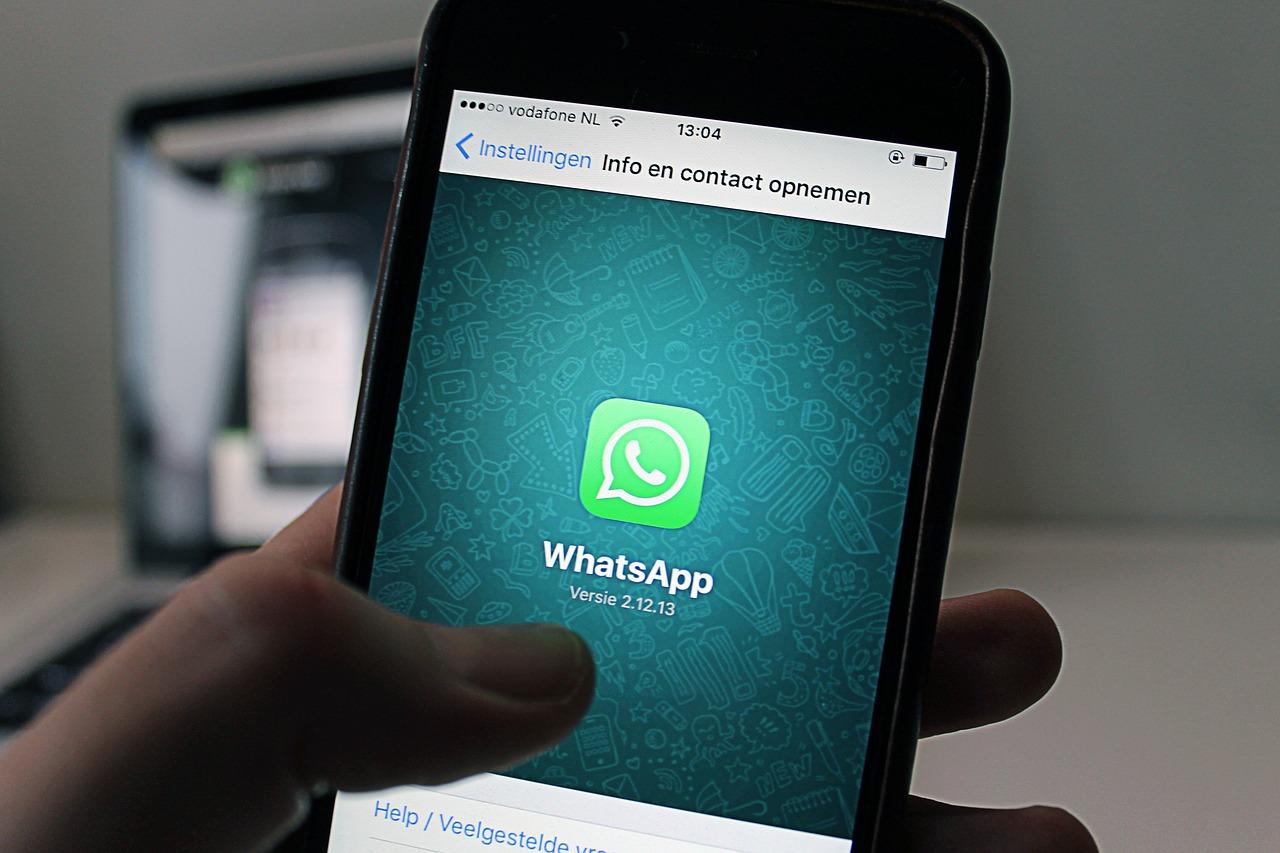 WhatsApp añade nueva función (FOTO)