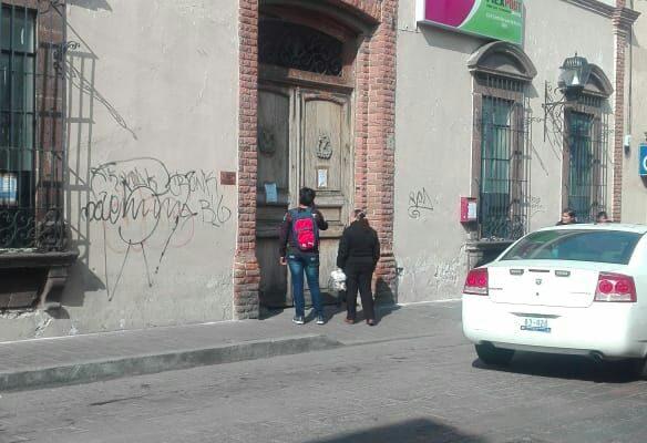 ROBO EN OFICINAS DE CORREOS DE MÉXICO EN SJR