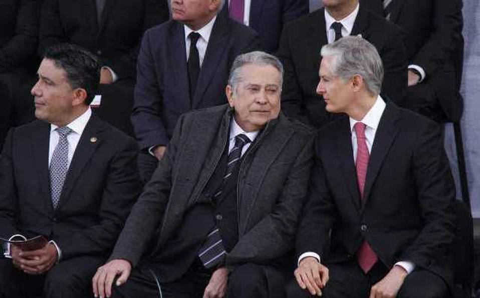 Fallece Exgobernador Mexiquense Alfredo Del Mazo Gonzalez