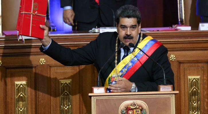 Parlamento venezolano declara a Nicolás Maduro usurpador de la presidencia