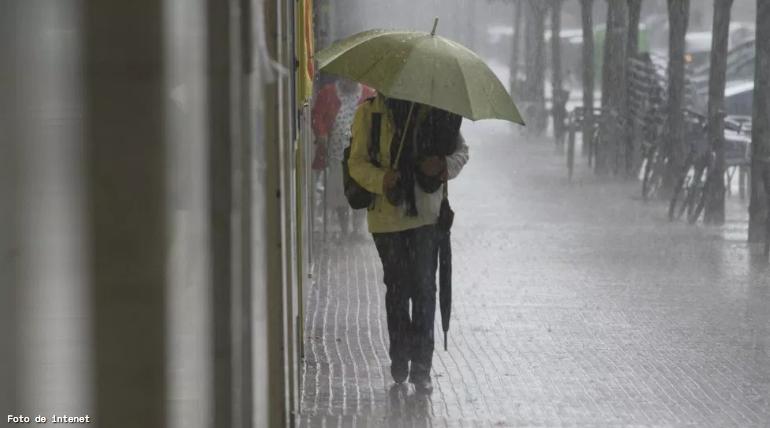 Prevén lluvias en el norte del país