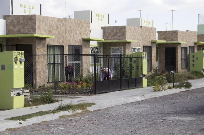 Casas Infonavit Queretaro : Ofrece infonavit traspasar casas plaza de armas querétaro