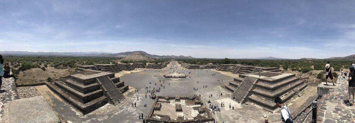 Habrá luces, música y actividades culturales en Teotihuacán por fiestas patrias