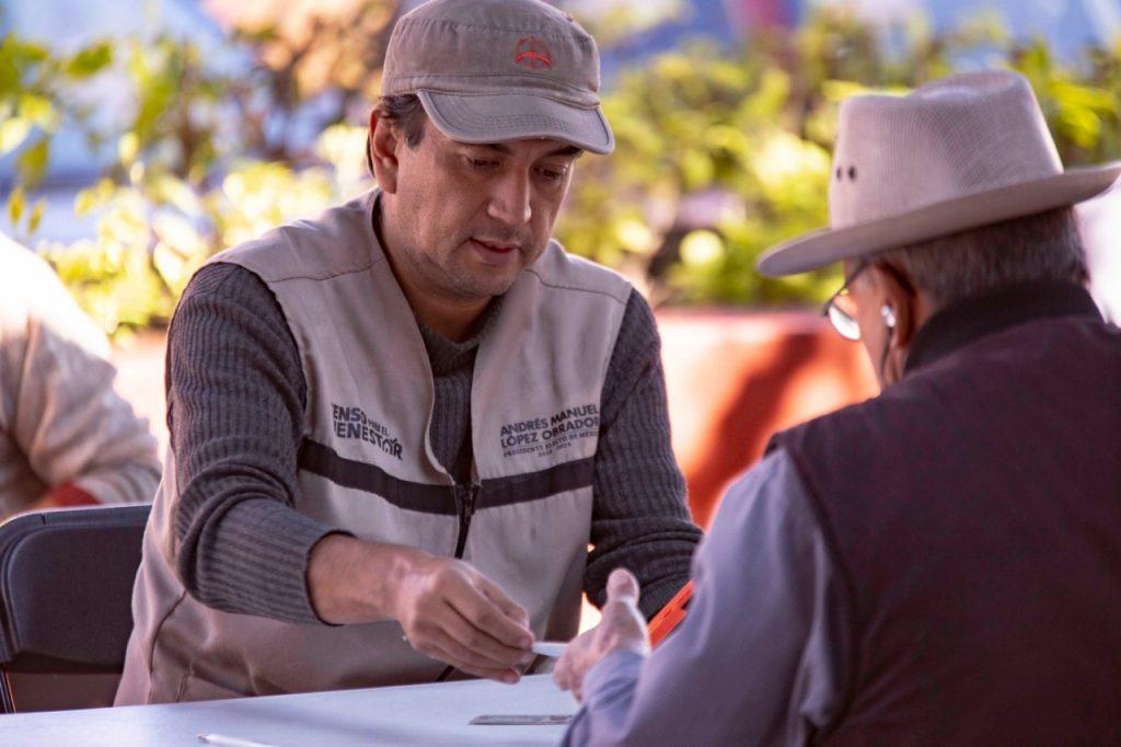 Avanza Censo De Bienestar Plaza De Armas Querétaro