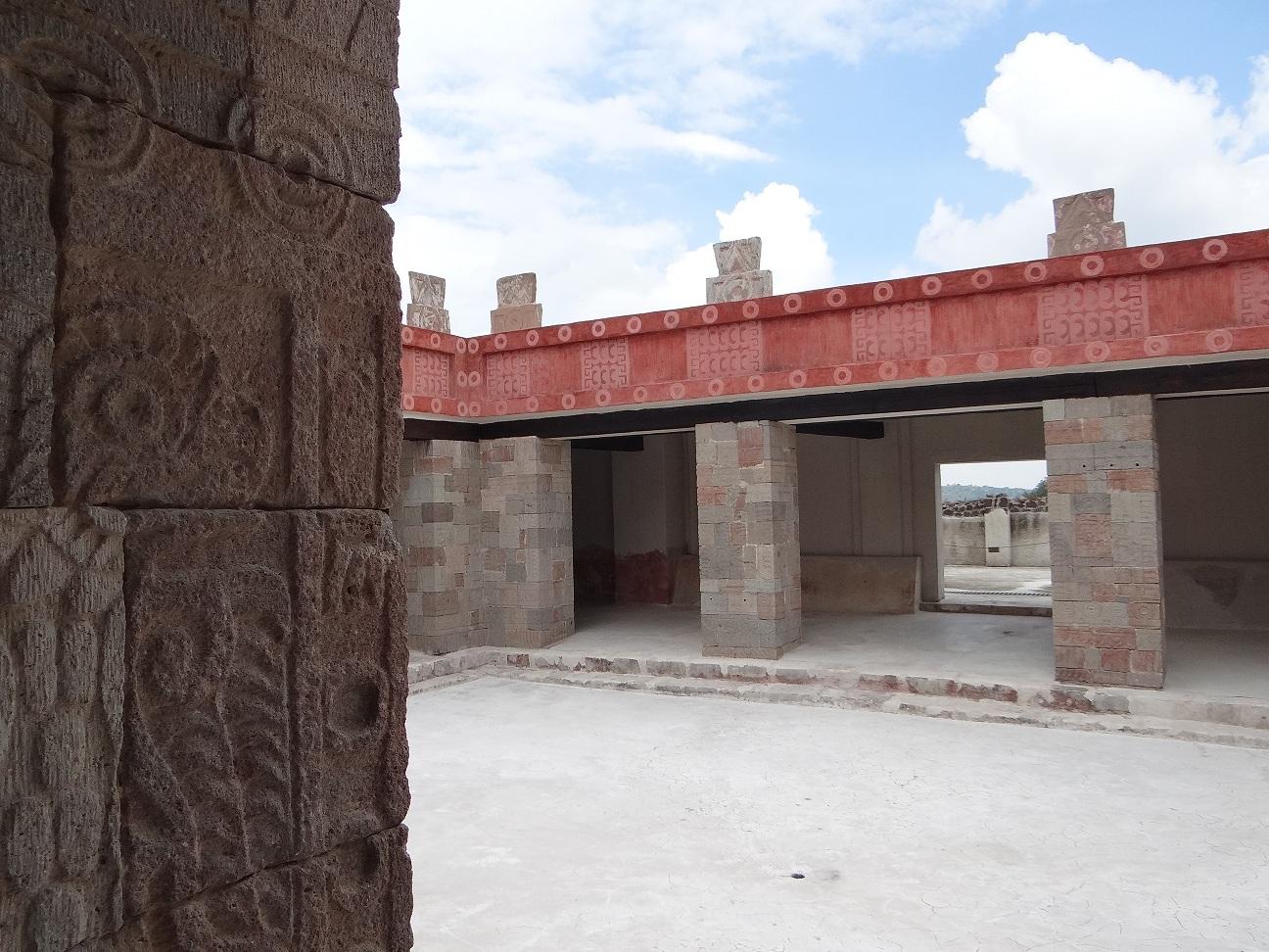 Expertos determinan cronología de las pinturas en Teotihuacán
