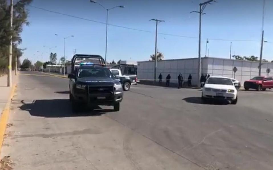 Cuatro muertos en ataque en Comandancia Norte de Celaya