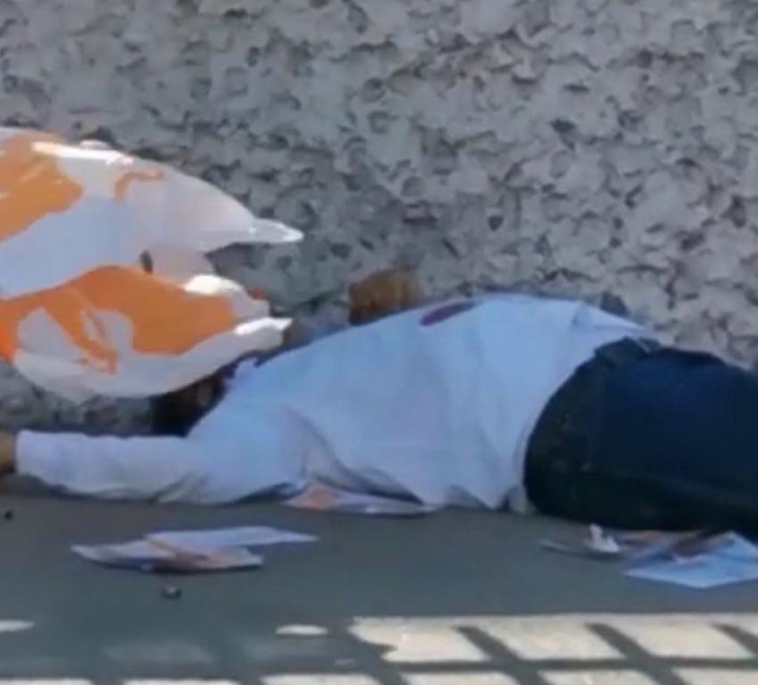 Matan a candidato de MC a Alcaldía de Cajeme, Sonora - Plaza de Armas    Querétaro